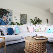 My Houzz: A Family Home With a Flair for Design