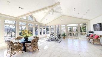 Sunroom Design and Construction - Alameda, CA