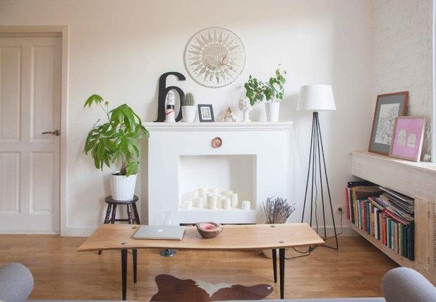 Скандинавский  Дизайн квартиры в скандинавском стиле