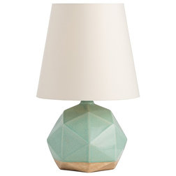 Fancy Contemporary Table Lamps by Seldens Furniture