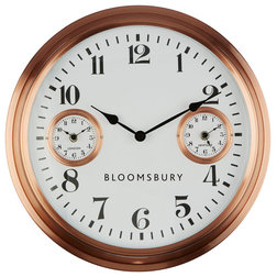 Traditional Wall Clocks by Premier Housewares