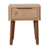 Wooden Bedside Table/Side Table