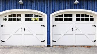 Ripple Garage Door