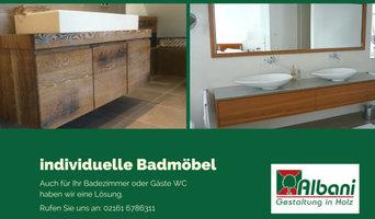 Daniel Albani - Gestaltung in Holz