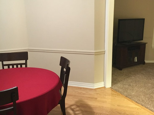 Windowless Dining Room Dilemma