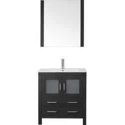 Luxury Contemporary Bathroom Vanities And Sink Consoles by Virtu Usa Inc
