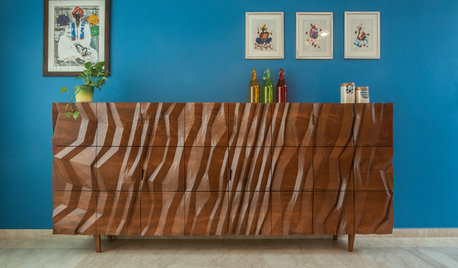 30 Beautifully Textured Cabinets & Sideboards for Stylish Storage