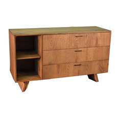 Gold Coast 3 Drawer Dresser Oak