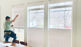 Nashville, TN New Construction - Woven Shades & Faux Wood Blinds