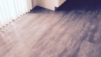 Cupertino Kitchen flooring