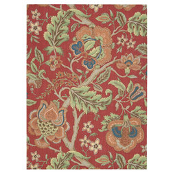 Traditional Area Rugs by VirVentures
