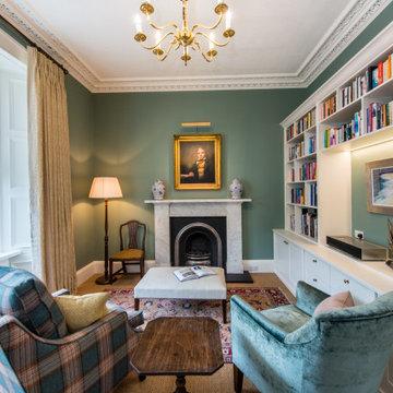 4-Bed [Period] Edinburgh Apartment