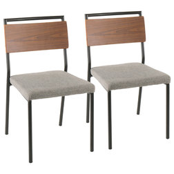 Industrial Dining Chairs by VirVentures