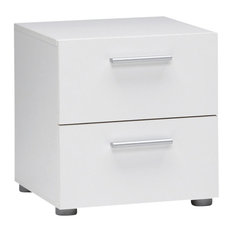 tvilum austin 2 drawer nightstand nightstands and bedside tables