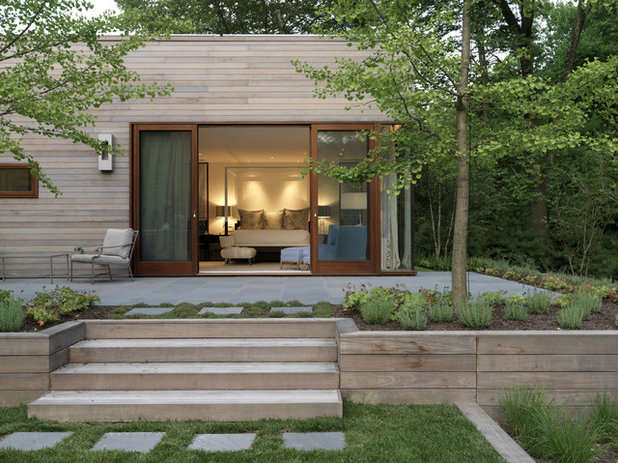 Contemporary  by Ziger/Snead Architects