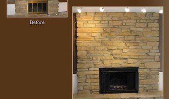 Arlington Heights Fireplace Painting Alternative