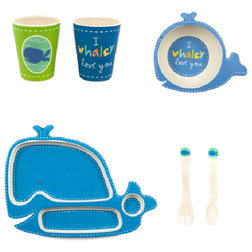 Beach Style Baby Cups And Dishes by The Grey Antler