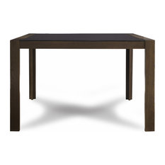 Casana Hudson Counter Height Cafe Table Deep Licorice 525-161K