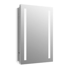 "Kohler Verdera Lighted Medicine Cabinet, 20""x30"""