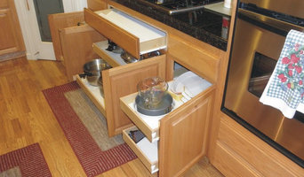 Roll Out Shelves/Pull Out Shelves in Kitchen