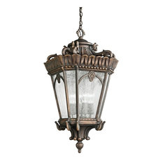 Outdoor Pendant 4-Light, Londonderry