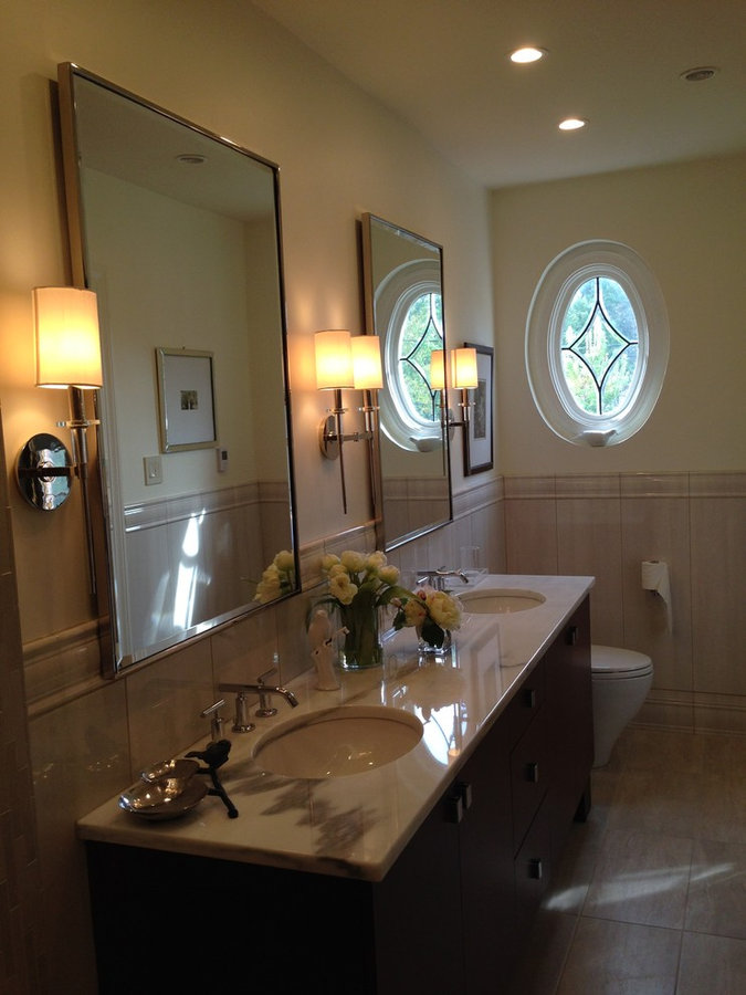 Kitchen, Powder room, Master bathroom Remodeling