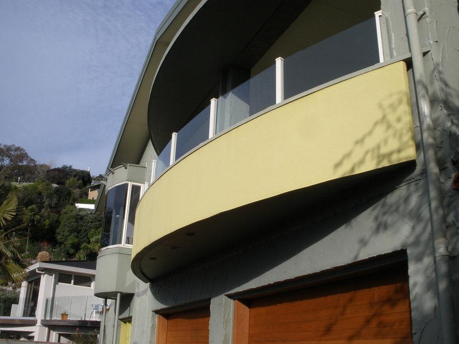 Exterior refurbishment - before