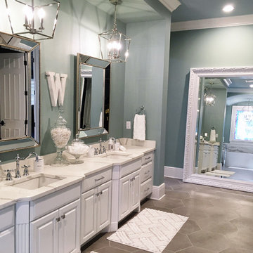 Spa-Like Traditional Master Suite