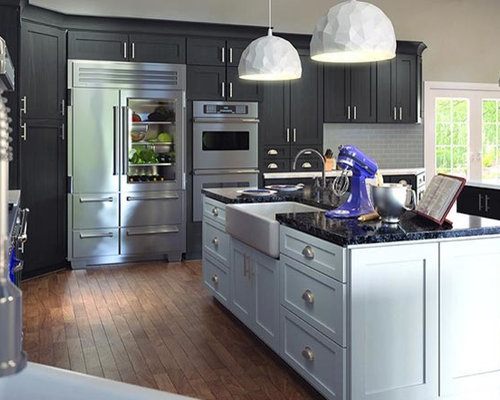 Forevermark Greystone Shaker Cabinets - Kitchen Cabinetry