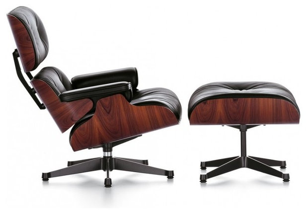 Designikonen der lounge chair von charles und ray eames for Mornata arredamenti milano