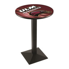 Louisiana-Monroe Pub Table 28-inchx36-inch