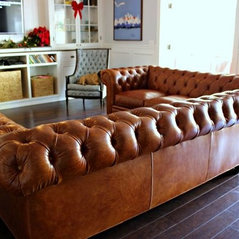 KENZIE STYLE   CUSTOM SECTIONAL OR CUSTOM SOFA  .