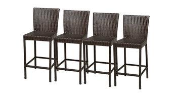 4 Napa Barstools With Back