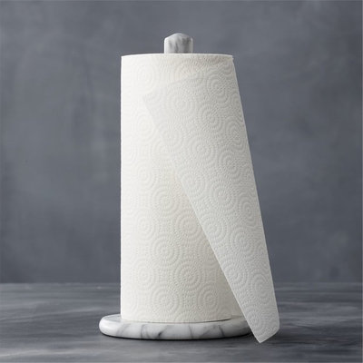 Contemporary Paper Towel Holders French Kitchen Marble Paper Towel Holder