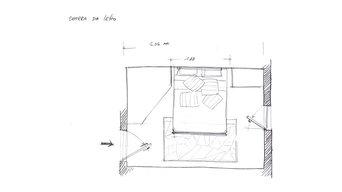 proposte relook  _open space _camera da letto