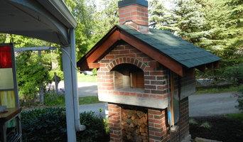 The Ceragioli Family DIY Brick Pizza Oven by BrickWood Ovens