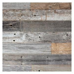 Reclaimed Barn Wood Planks, 500 Sq. Ft.