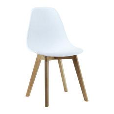 Rico Dining Chair, White