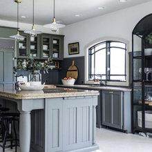 Kitchens -- Remodeling old granite
