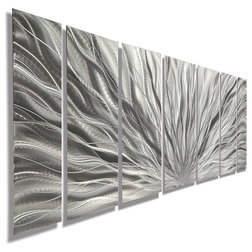 Inspirational Contemporary Metal Wall Art by Jon Allen Fine Metal Art
