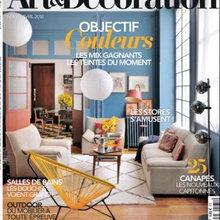 Art & Décoration Avril 2018