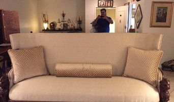 Antique Complete Restoration & Upholstery