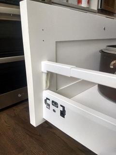 Barker Doors vs  Semihandmade vs  Scherr's in IKEA kitchen : RESULTS