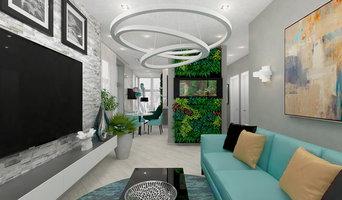 Проект квартиры в ЖК Ривер Парк.
