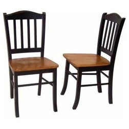 Transitional Dining Chairs by Boraam Industries, Inc.