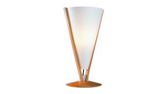 DOMUS 木製テーブルランプ