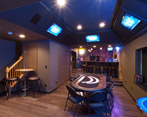 Best Poker Room Design Ideas Amp Remodel Pictures Houzz