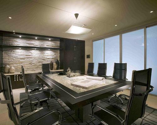 Modern home design idea in Miami
