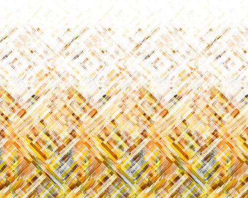 Dream Weaver, Yellow - Carta da parati