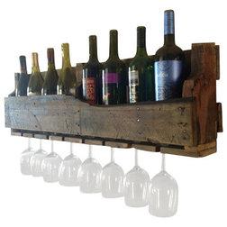 Rustic Wine Racks Isabella Wine Rack